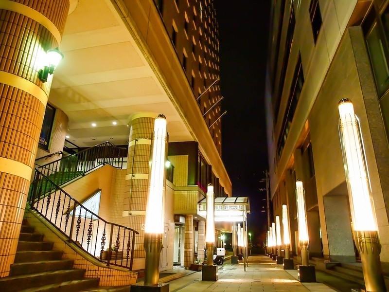Hotel Bright Inn Morioka