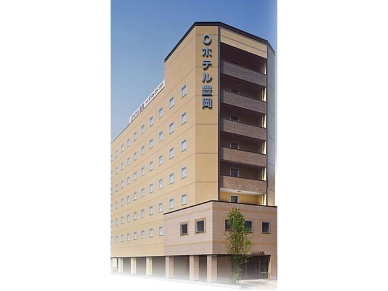 O Hotel Toyooka