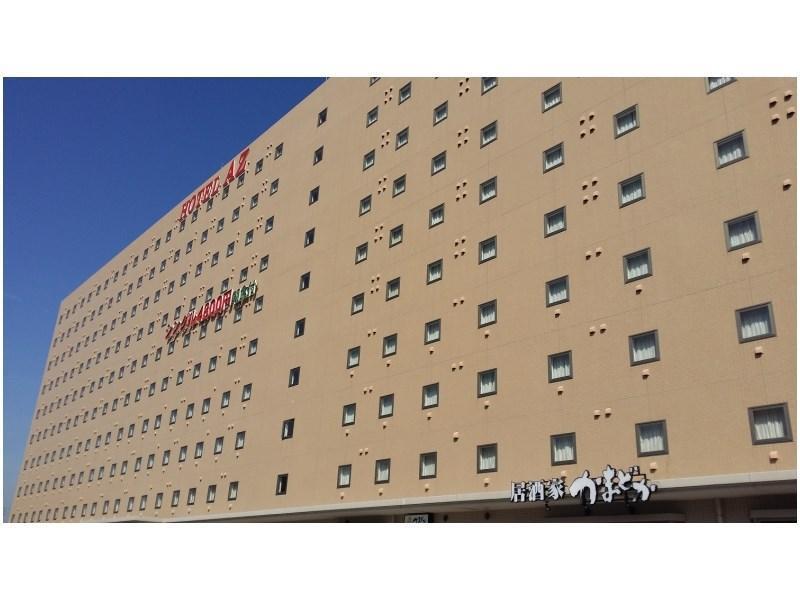 HOTEL AZ Yamaguchi Iwakuni Ten