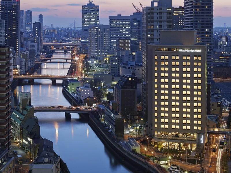 Mitsui Garden Hotel Osaka Premiere