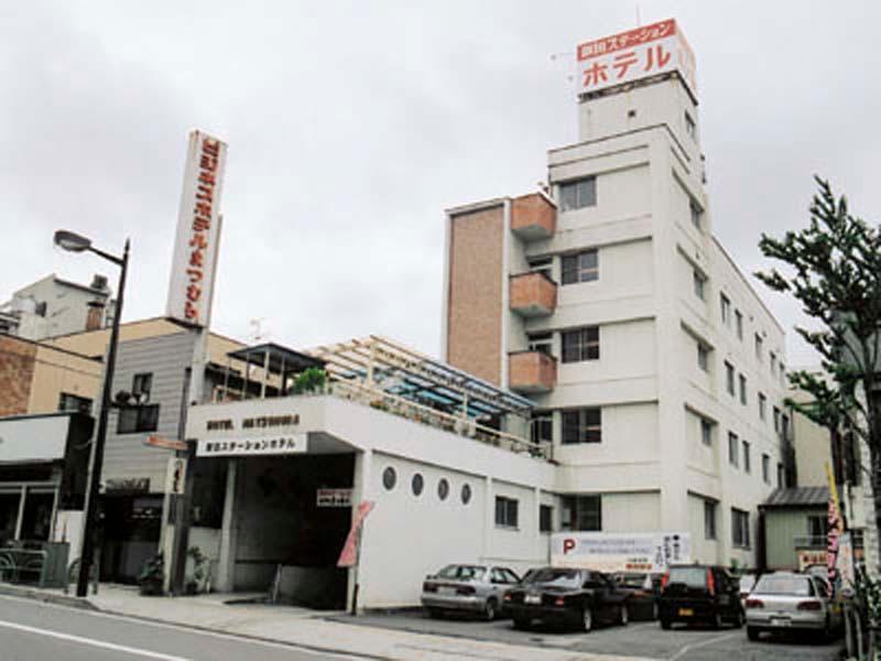Iida Station Hotel Matsumura