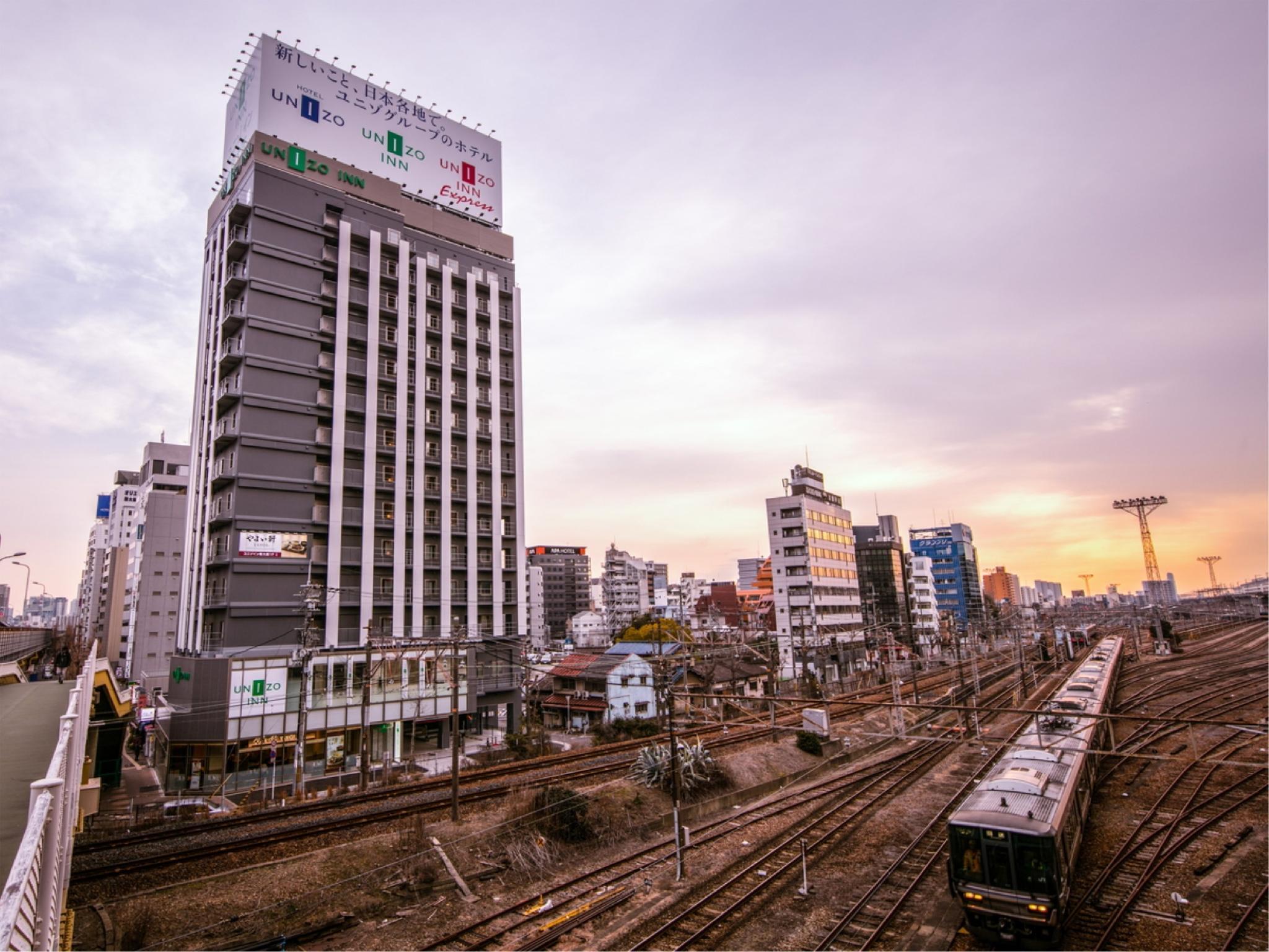 Unizo Inn Shin Osaka