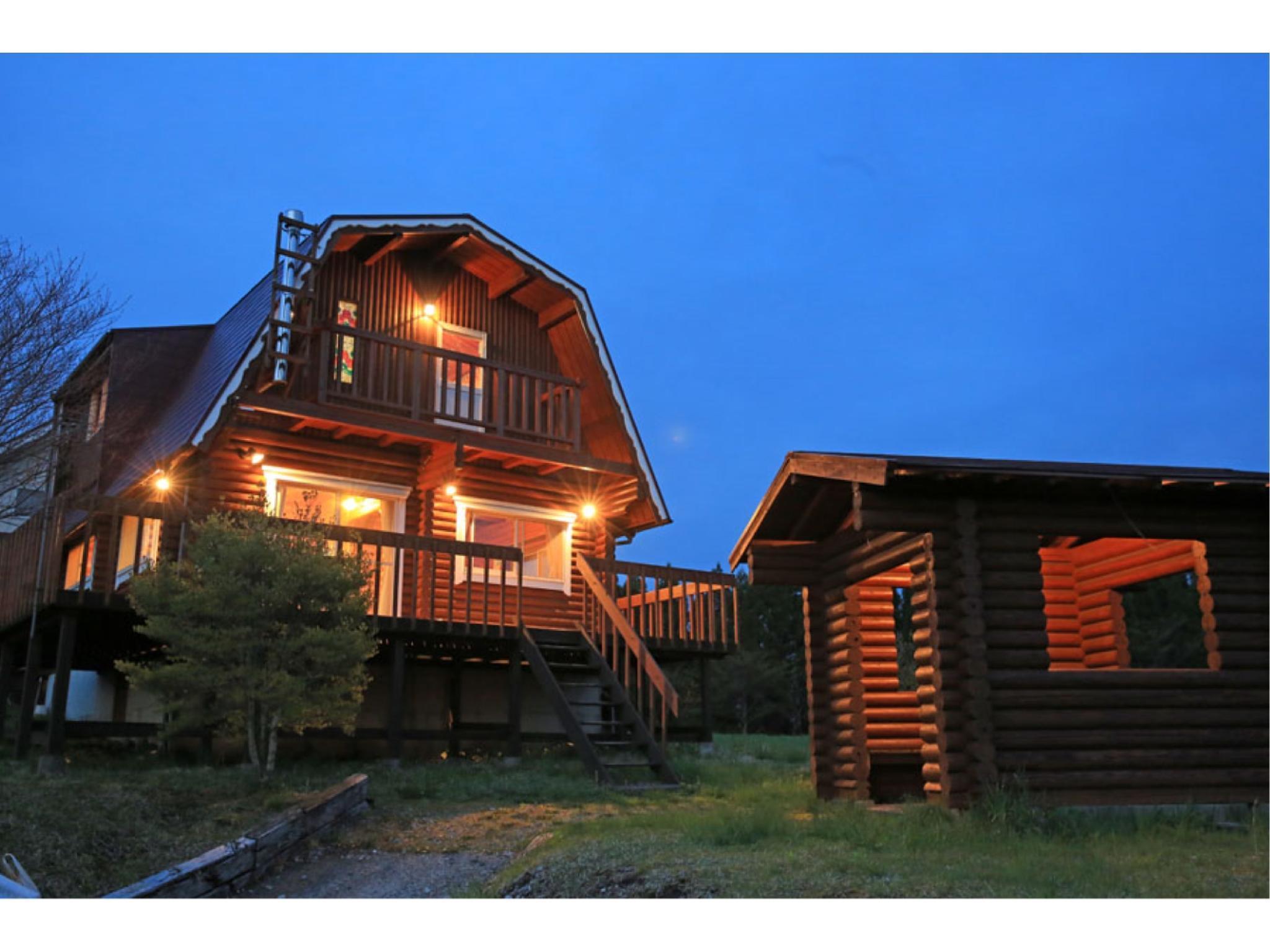 Kashibesso Handa Log House S