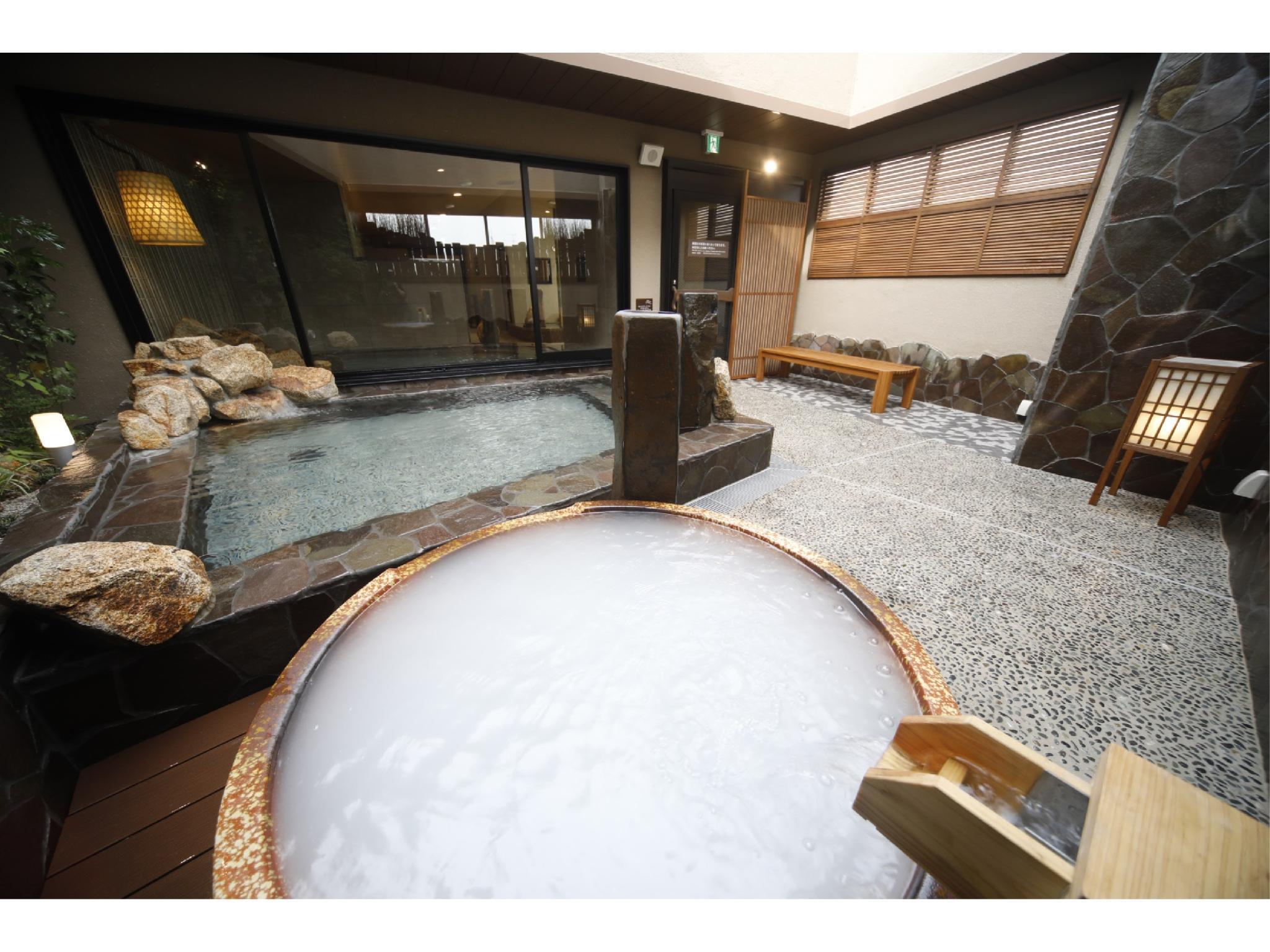 Natural Hot Spring Dormy Inn Oita