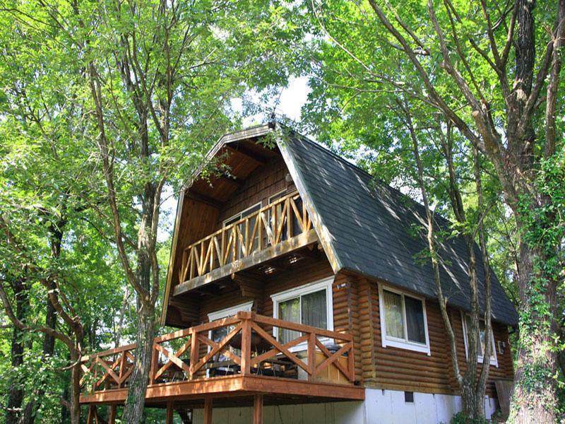 Kashibesso Amagase Log House B