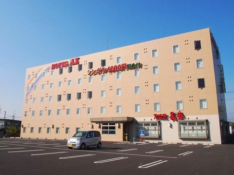 HOTEL AZ Oita Buntakada Ten