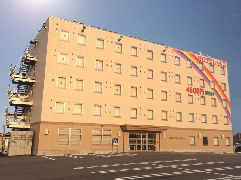 HOTEL AZ Saga Ogi Ten