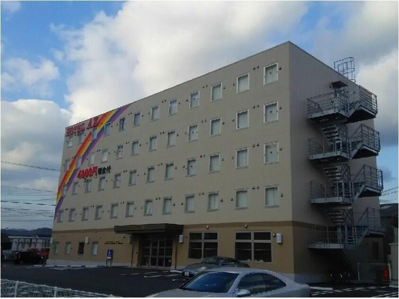 HOTEL AZ Yamaguchi Kudamatsu Ten