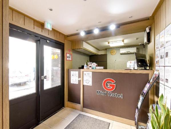 G Mini Hotel Dongdaemun Seoul
