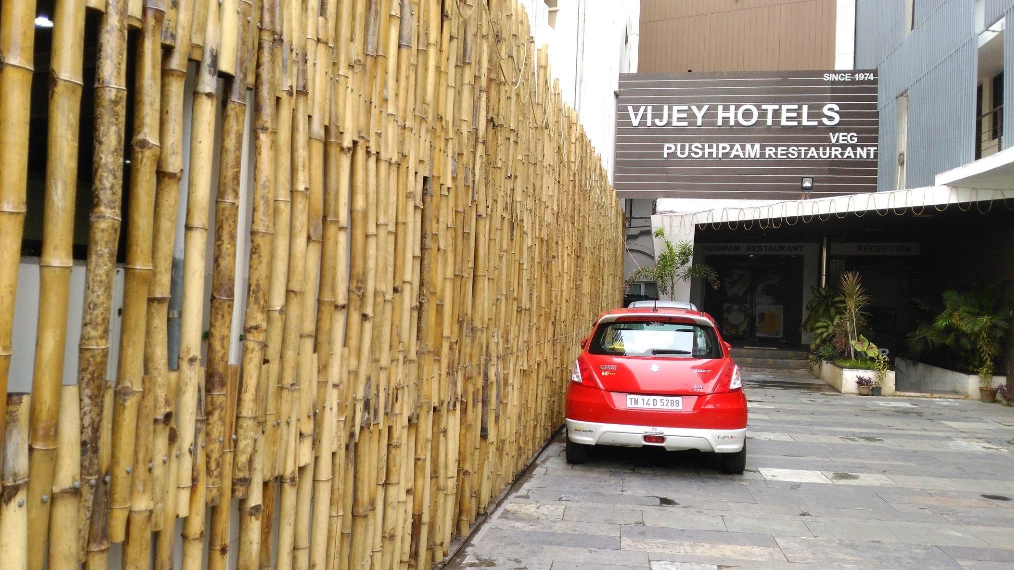Vijey Hotels   Trichy Central