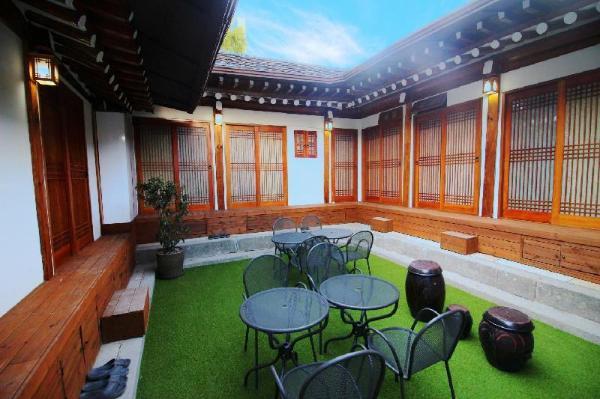 Bibimbap Hanok Guesthouse Insadong Seoul