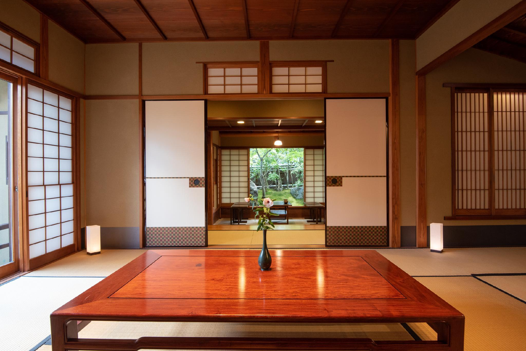 Kyoto Trad Suite  143sqm  CalmandConv Near Kinkakuji