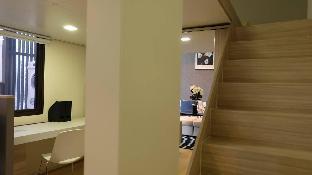 [ラチャダーピセーク]アパートメント(30m2)| 1ベッドルーム/1バスルーム Loft style*in walk to MRT&Airport Link*RodFaiNight
