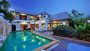 4 Bedroom Villa in Chaweng (P1) วิลลา 4 ห้องนอน 4 ห้องน้ำส่วนตัว ขนาด 200 ตร.ม. – หาดเฉวง