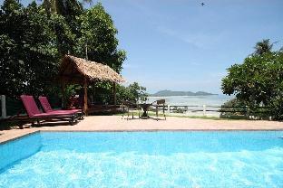 [ウォックトゥム]ヴィラ(1500m2)| 6ベッドルーム/6バスルーム 6 Bedroom Twin Seafront Villas Koh Phangan