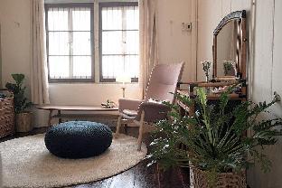 [カオサン]アパートメント(40m2)| 1ベッドルーム/1バスルーム Boon Chan Ngarm Samsen road, private apartment (A)