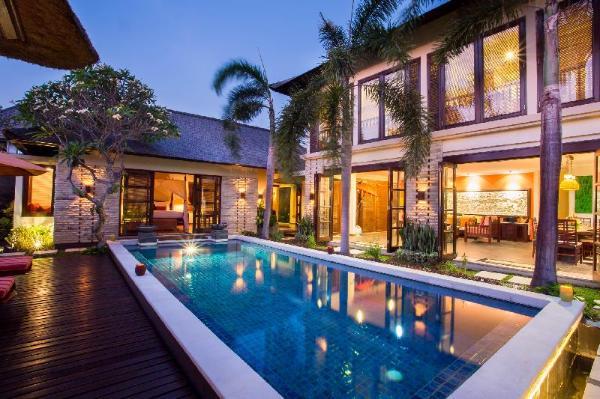 Villa Saffron Seminyak Bali Bali