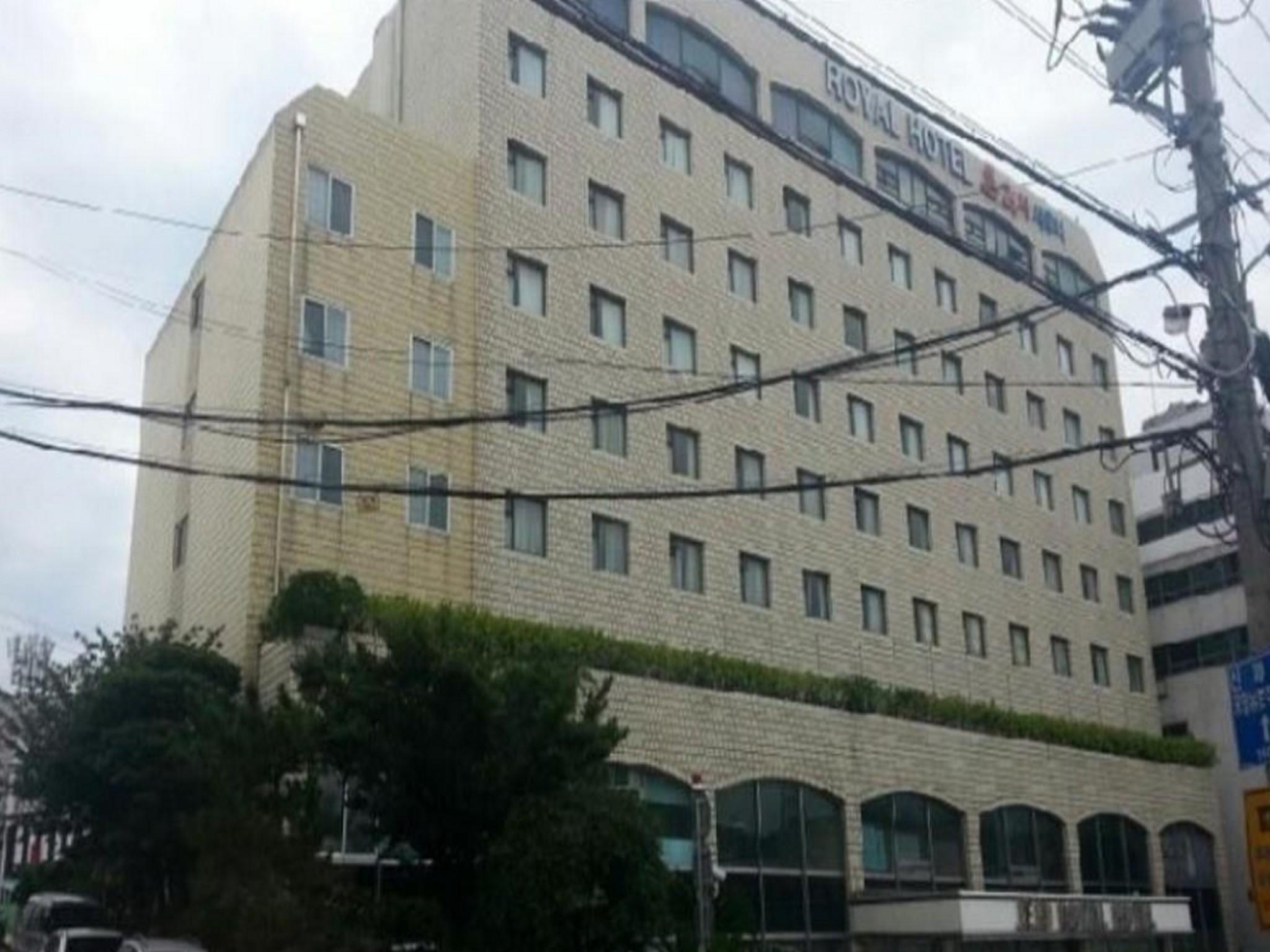 Royal Hotel Jeju