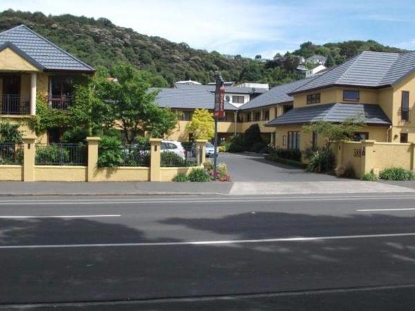 Alhambra Oaks Motor Lodge Dunedin