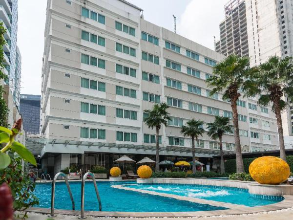 Legacy Suites Hotel Sukhumvit by Compass Hospitality Bangkok