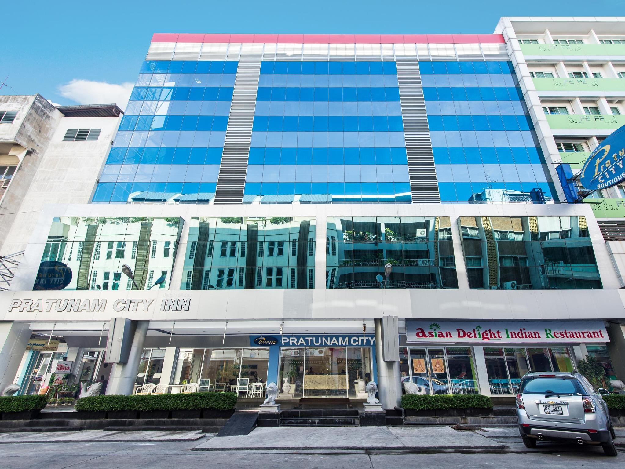 Pratunam City Inn Hotel
