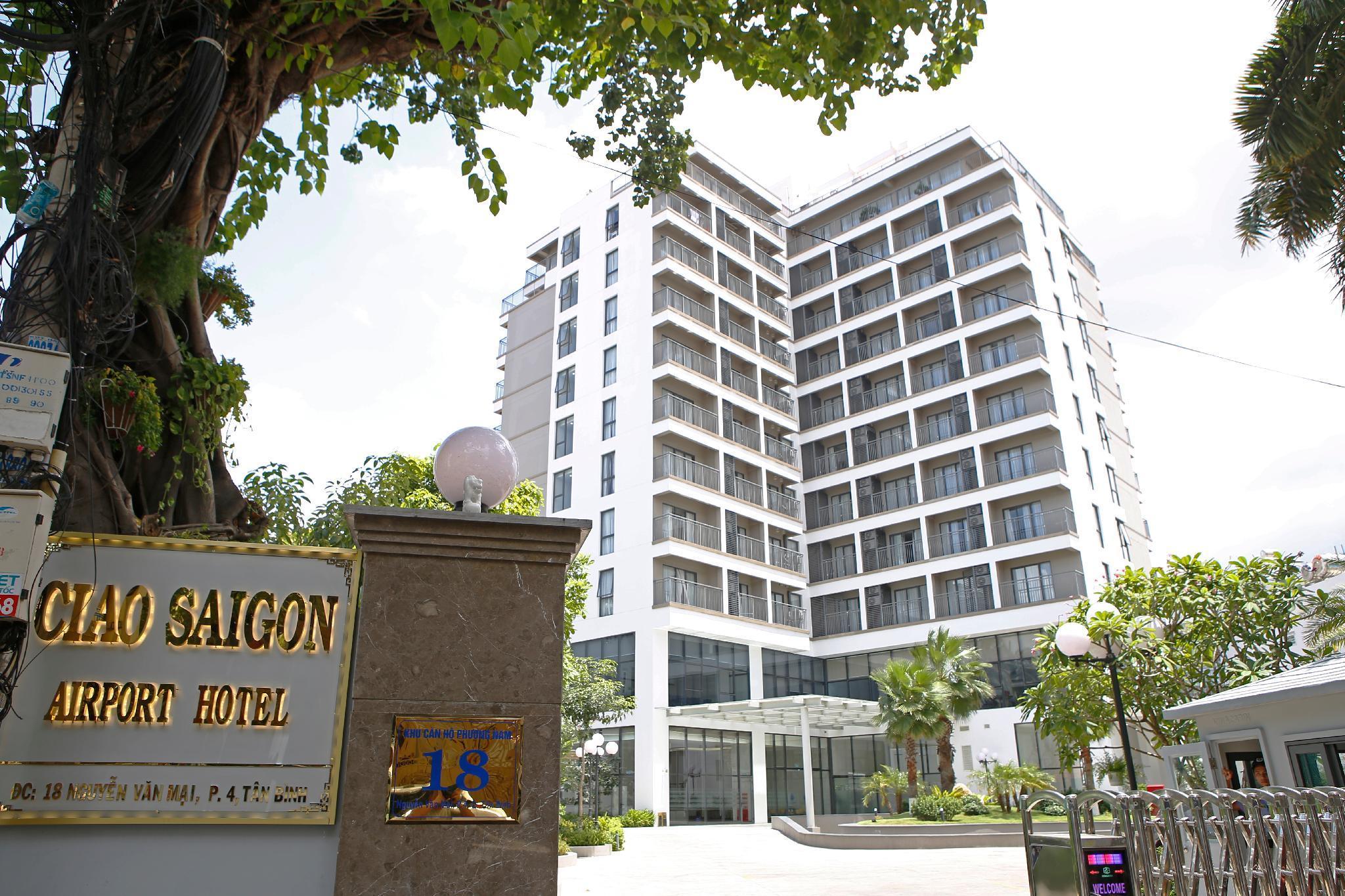 Ciao SaiGon Airport Hotel And Apartment
