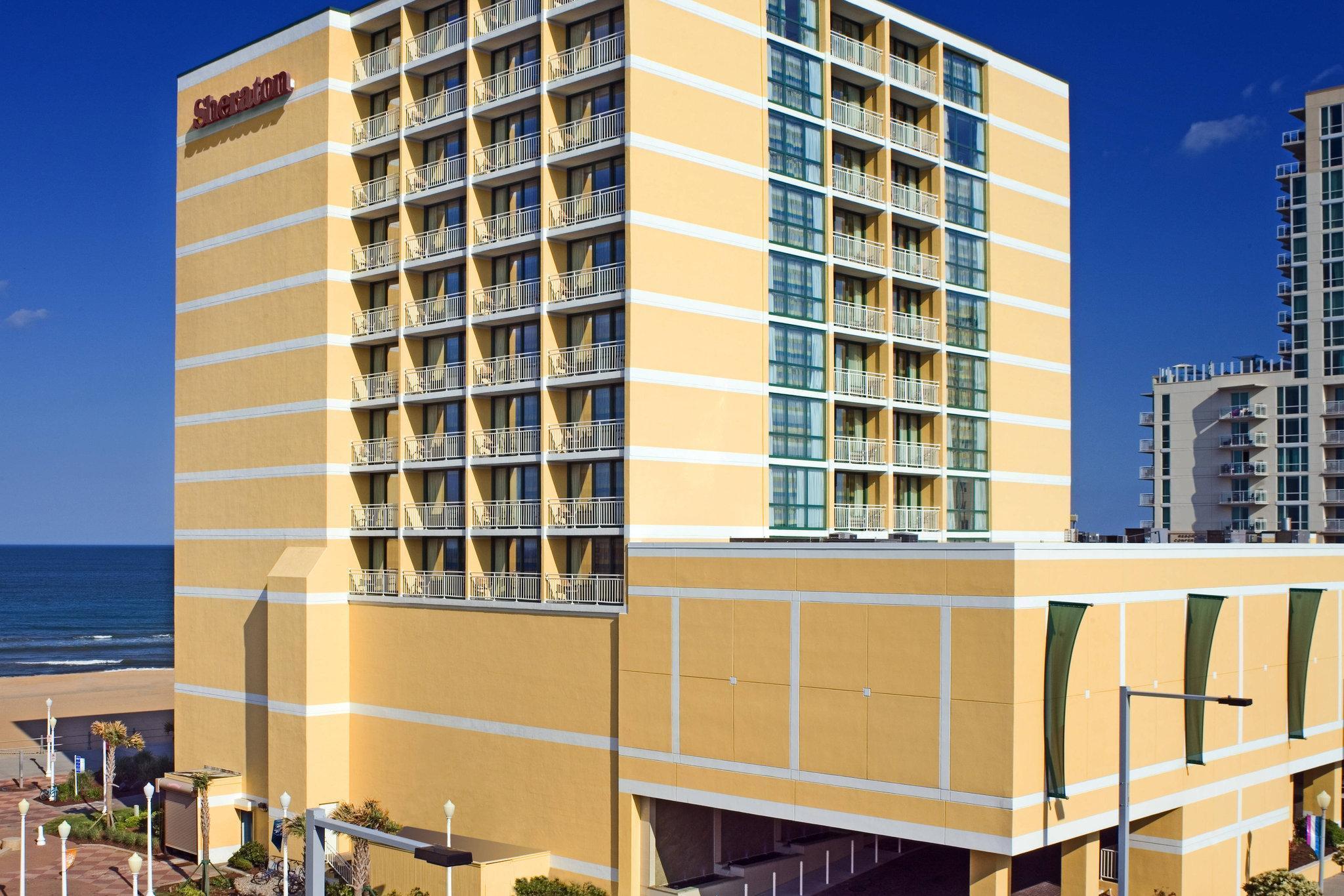 Sheraton Virginia Beach Oceanfront Hotel