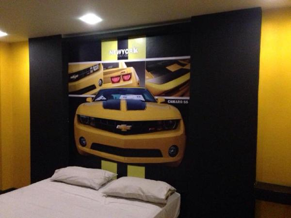 Newyork Suite Hotel Bangkok