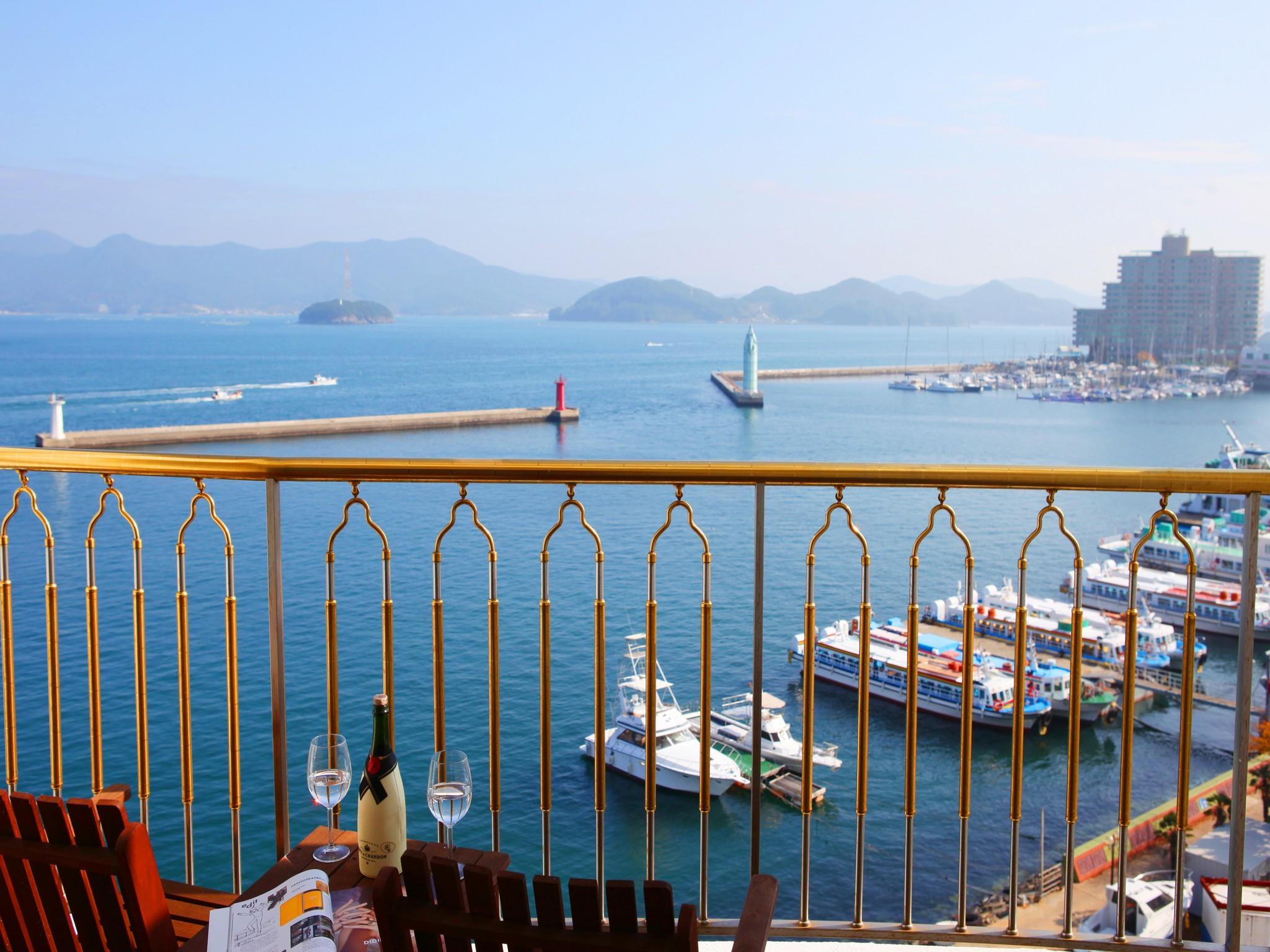 Tongyeong Bay Condo Hotel