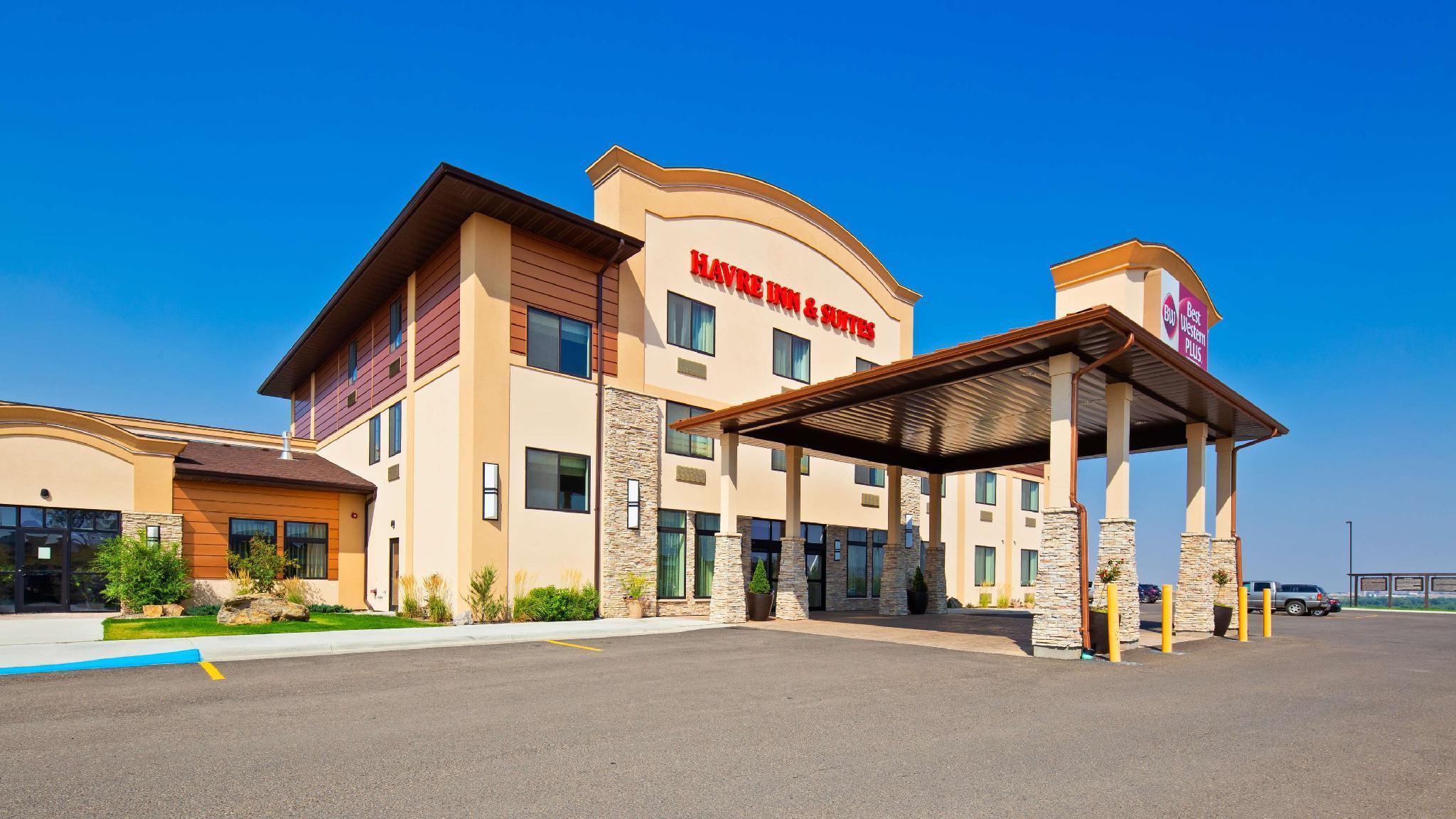 Best Western Plus Havre Inn And Suites