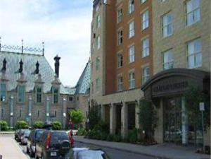 Hotel Chateau Laurier Québec