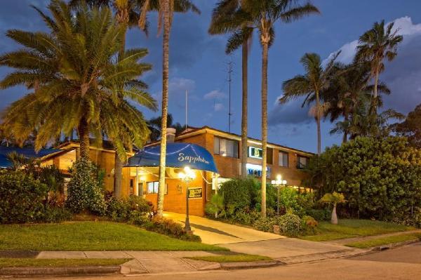 Sapphire Palms Motel Central Coast