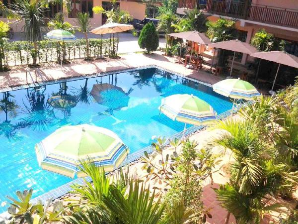 Siam Tara Resort Chiangkhong Chiang Khong