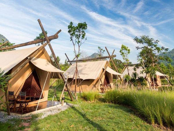 Lala Mukha Tented Resort Khao Yai (SHA Certified) Khao Yai
