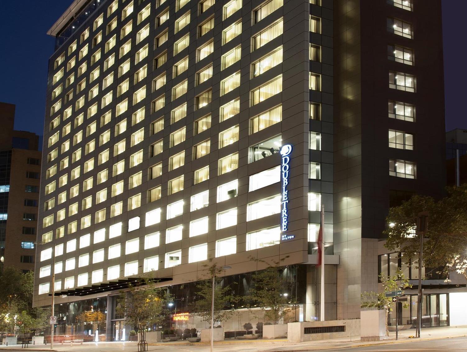 DoubleTree By Hilton Hotel Santiago Vitacura