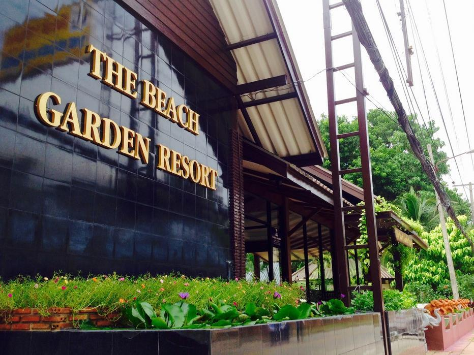 Hotel Murah di Pattaya Utara - The Beach Garden Resort