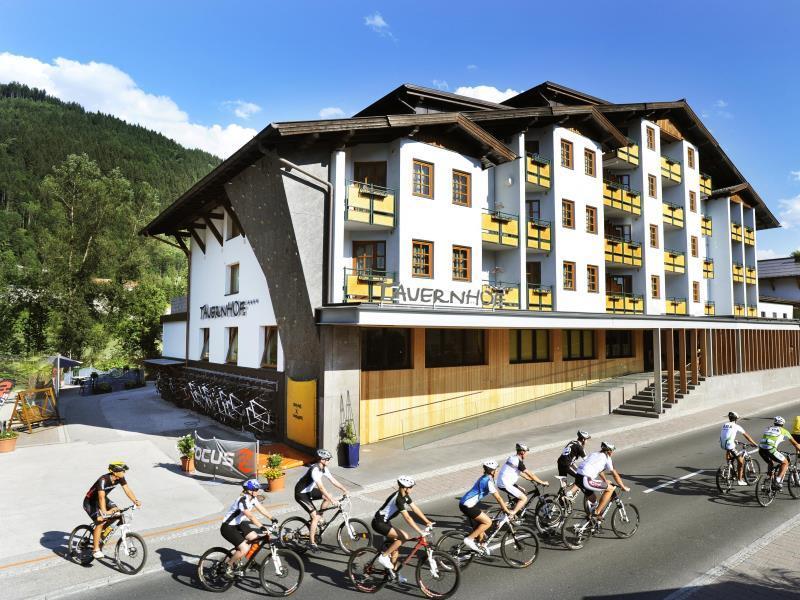 Funsport Bike Und Skihotel Tauernhof