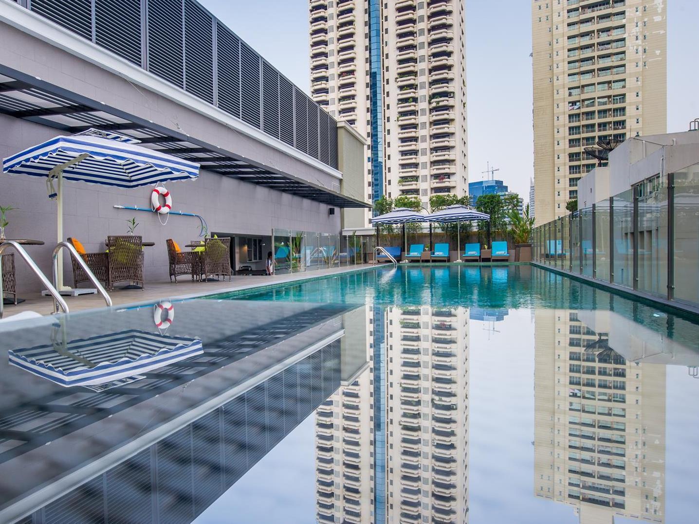 Well Hotel Bangkok Sukhumvit 20 เวลล์ โฮเต็ล แบงค็อก สุขุมวิท 20
