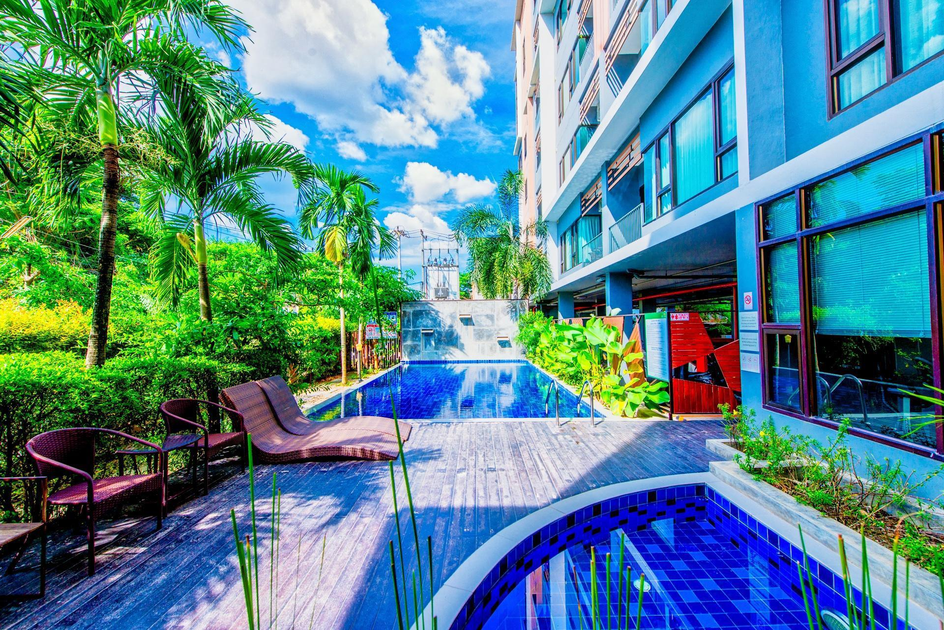 Tree Boutique Resort ทรี บูทีก รีสอร์ต
