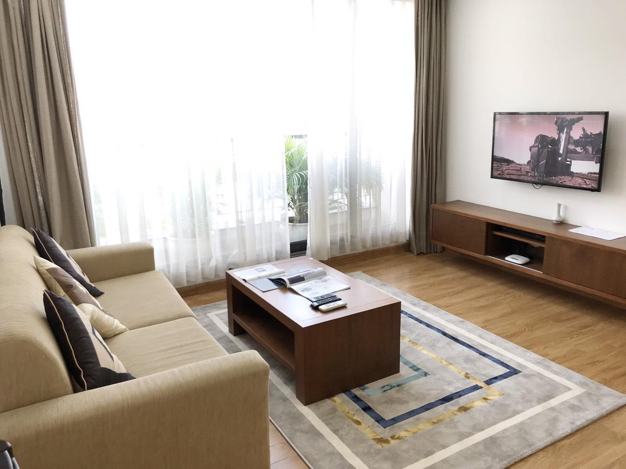 Tropical Green Apartment Steps To Ngoc Khanh Lake