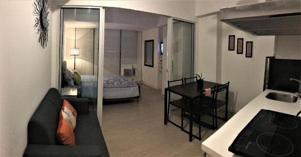 B1212 1BR Pool View Condo Unit in Azure Residences Manila