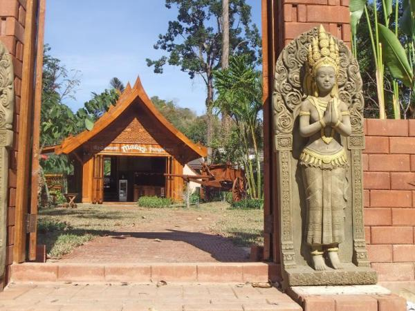 Malees Nature Lovers Bungalows Chiang Dao