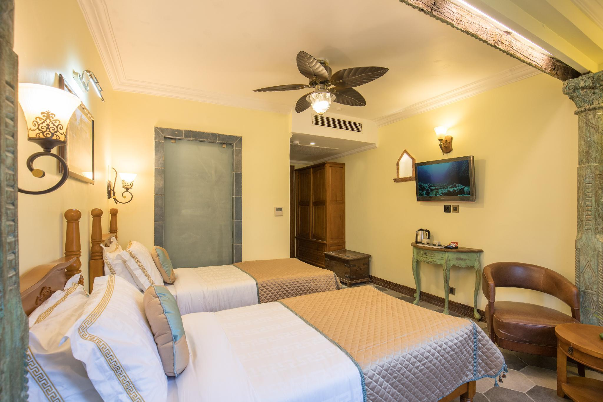 Heritage Hotel Suites And Spa