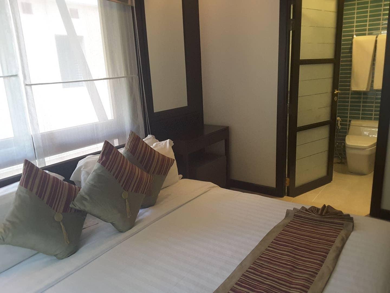 Luxury Apartment - Seaview อพาร์ตเมนต์ 1 ห้องนอน 1 ห้องน้ำส่วนตัว ขนาด 40 ตร.ม. – เกาะช้างใต้