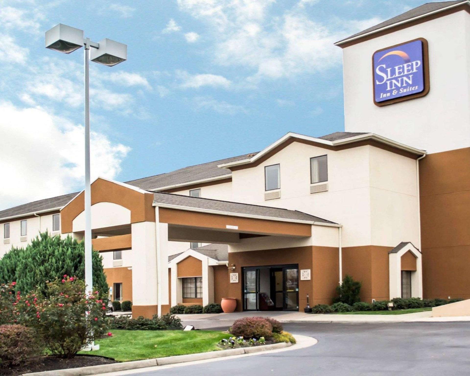 Sleep Inn And Suites Stony Creek   Petersburg South