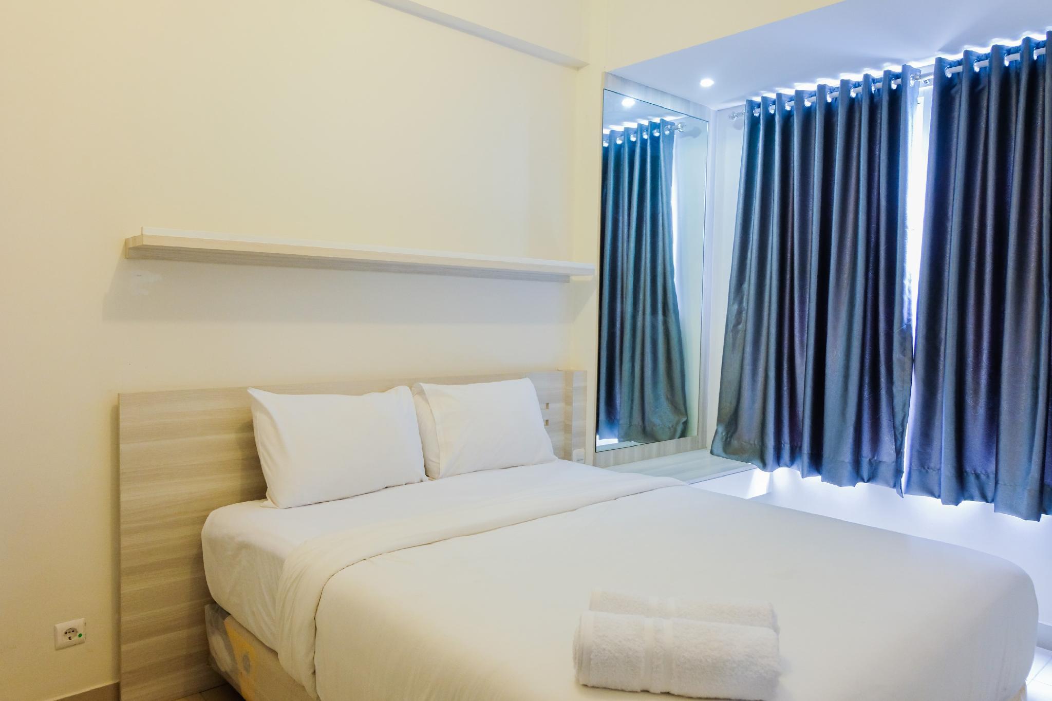 Exclusive 1BR Saveria Apartment By Travelio