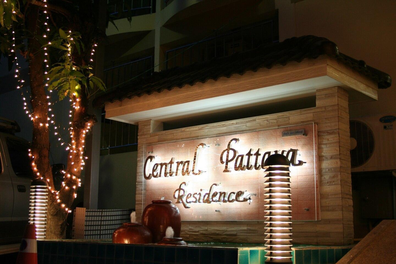 Central Pattaya Residence Room
