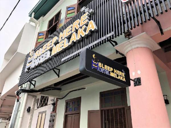 Sleep Here Hostel Malacca