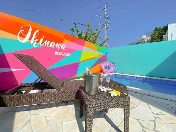 Grandioso Okinawa Pool Villa ONNA 4A/Max13ppl Okinawa Main island