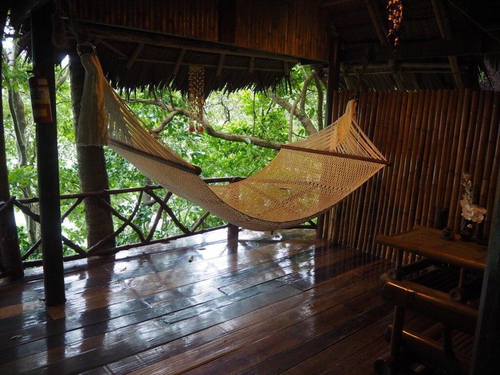Beautiful Sea View Hut with Air-con สตูดิโอ บังกะโล 1 ห้องน้ำส่วนตัว ขนาด 25 ตร.ม. – อ่าวต้นไทร